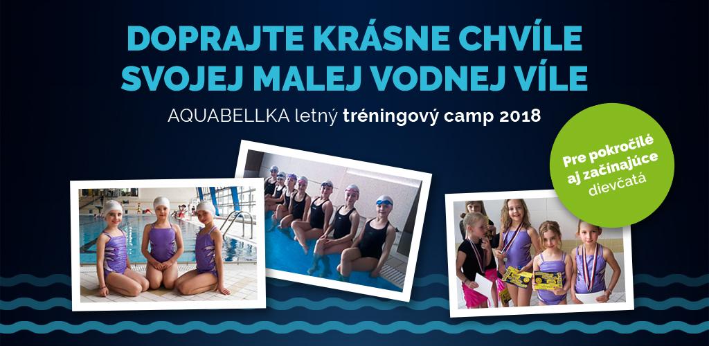 Aquabellky Letný Camp