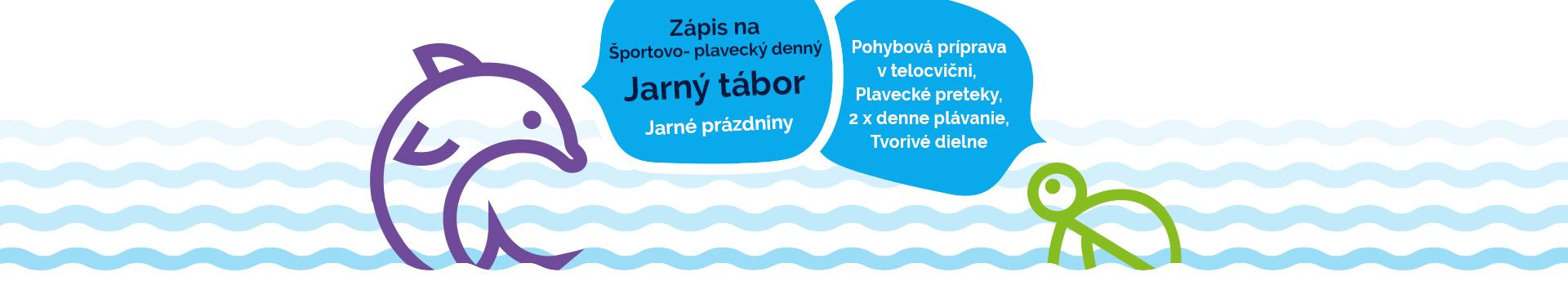 Jarný tábor Plaveckej akadémie