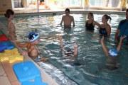 Plavecké centrum pre deti v Stupave