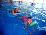 Plávanie detí
