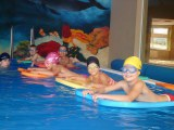 Letný denný plavecký tábor v Devínskej