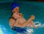 Plávanie Šustekova